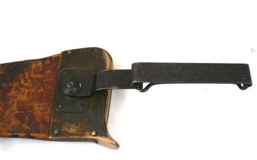 WWI era M-1904 Springfield Armory hospital corps bolo machete Rock Island arsenal sheath