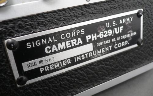 Kardon U.S. signal corps camera Premier instrument co American Leica III copy for sale