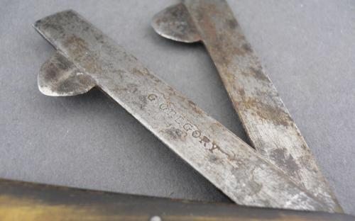 C Gregory surgical or veterinary fleam civil war era for sale