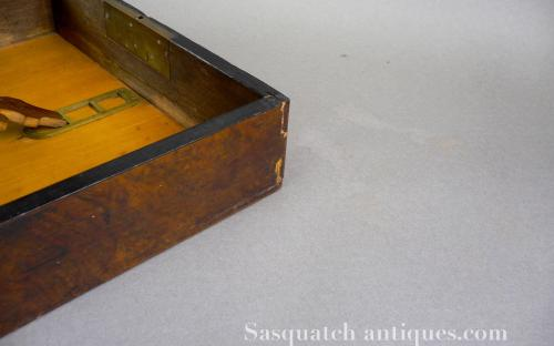 Antique 19th century Deluxe Graphascope stereo and photo viewer for sale