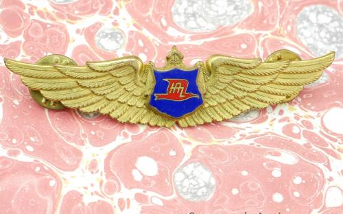 Vintage Hawaiin airlines pilots wings for sale