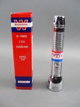 Vintage Winchester flashlight new in box