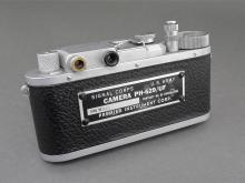Kardon U.S. signal corps camera Premier instrument co American Leica III copy